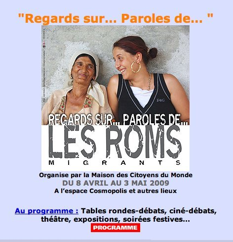 Regards sur paroles.. de ROM