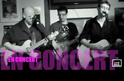 Leo Seeger en concert au Canon à Pat