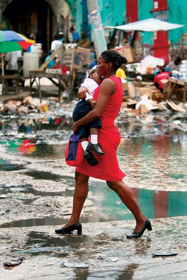 Communiqué de presse du Collectif Haïti de Nantes