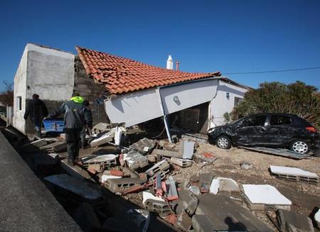 Tempête Xynthia : reconnaissance de l'état de catastrophe naturelle