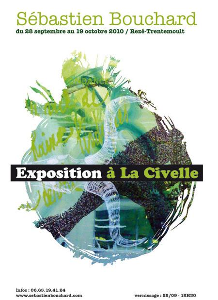 Exposition à La Civelle