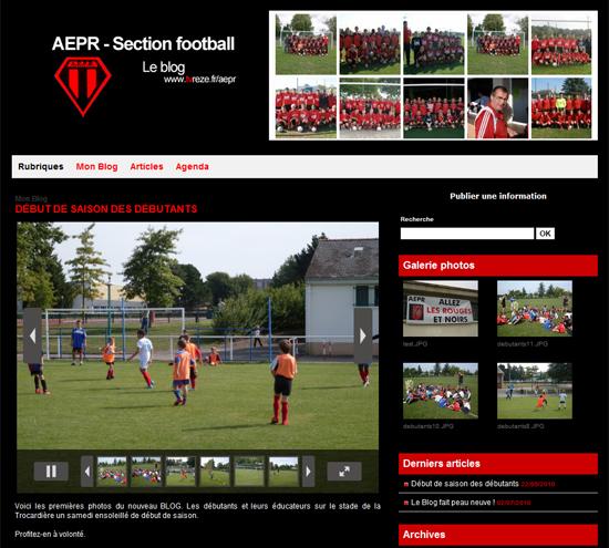 Cliquez ici pour accédez au blog de l'AEPR