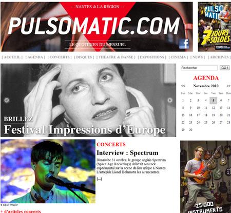 Une vidéo réalisée en partenariat avec Pulsomatic