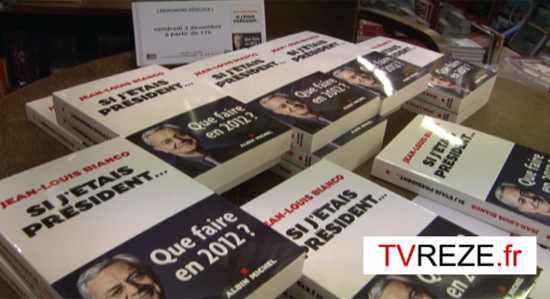"""Jean-Louis Bianco à Nantes : """"si j'étais Président en 2012""""..."""