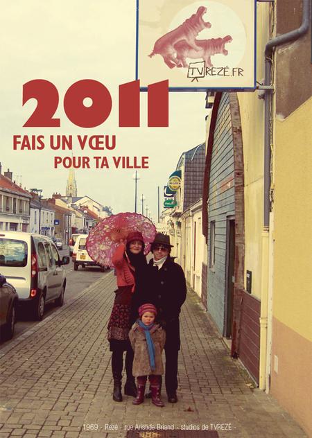 """""""Des voeux pour ma ville"""" avec TVREZE"""