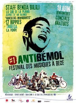 Antibémol, le festival des musiques