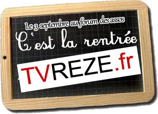 Rentrée de TVREZE : c'est le 3 septembre à la Trocardière