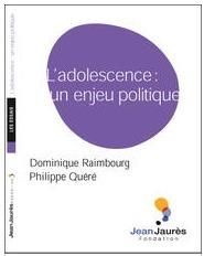 "Dominique Raimbourg : L'adolescence : ""un enjeu politique"""