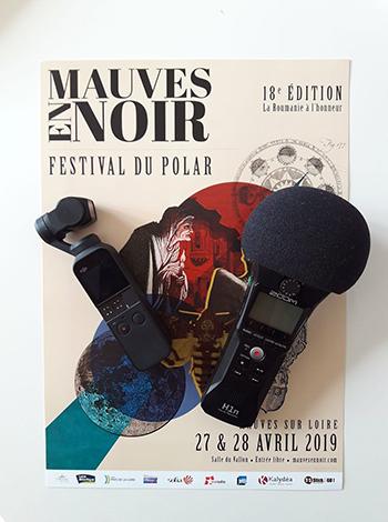 Découvrez le lauréat 2019 du festival du polar - Mauves en Noir