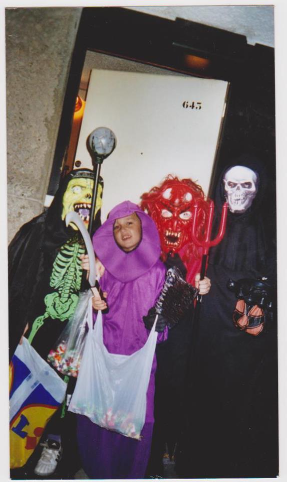 Halloween à Rezé ce n'est pas triste!...