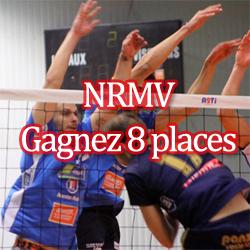 Gagnez des places pour le prochain match du NRMV