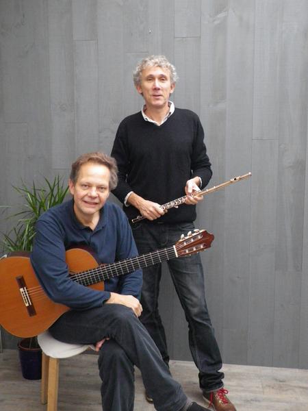 Récital Flûte et Guitare à Saint-Paul