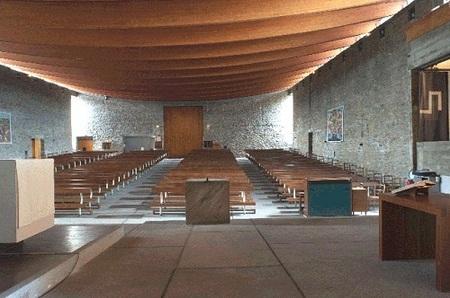 Visite de l'église Notre-Dame du Rosaire de Rezé