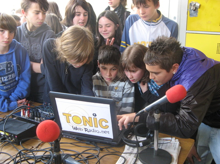 Tonic Webradio : bonnes ondes sur le web