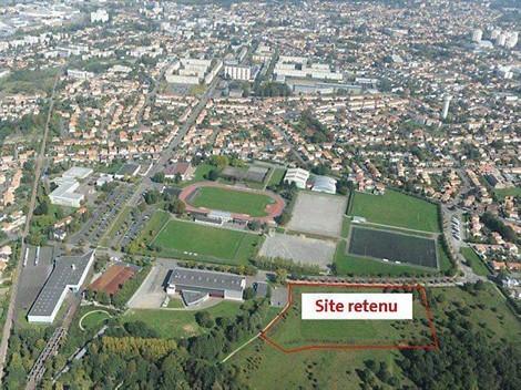 Une nouvelle salle de sport de 4.000 places à La Trocardière