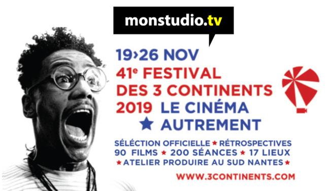 MonstudioTV partenaire du Festival des 3 Continents 2019