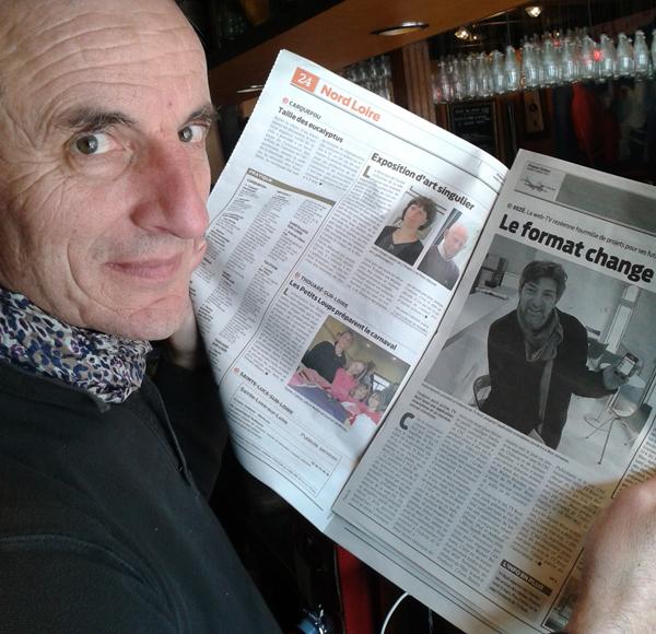 Tvreze dans Presse o. «Loïc apprécie».