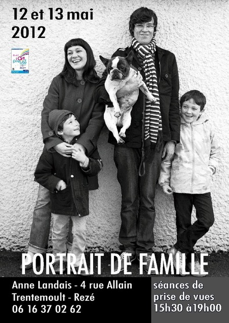 Art prend Air 2012, Portrait de Famille