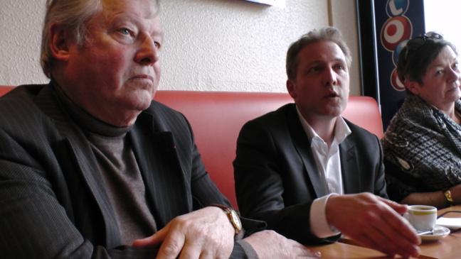 Sur TVREZE, Thierry Violland annonce sa candidature aux municipales à Rezé
