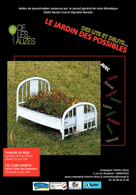 la compagnie des aliz s au th tre de rez samedi 18 et mardi 21 mai. Black Bedroom Furniture Sets. Home Design Ideas