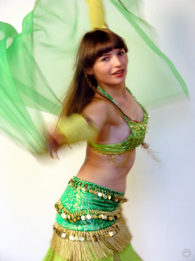 Danses orientales et Flamenco à Rezé