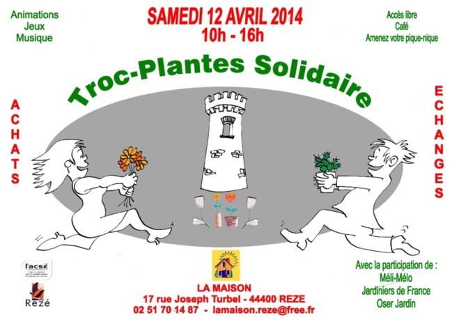TROC PLANTES Solidaire
