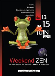 Weekend zen, découvrez le programme...