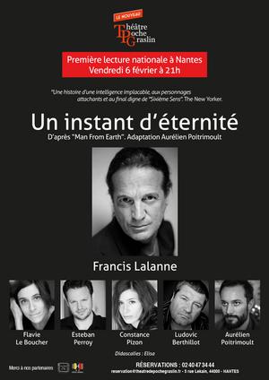 Un instant d'éternité avec Francis Lalanne