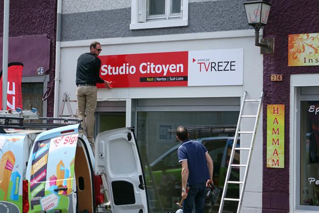 Associations de Nantes métropole : venez parler de votre actualité au Studio citoyen de TVREZE