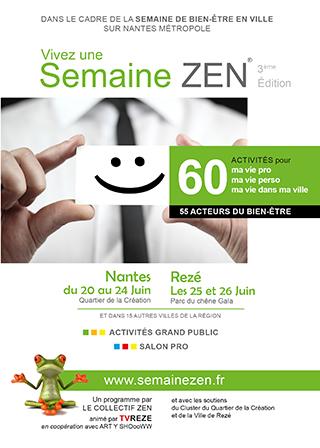Semaine Zen 2016 : le programme