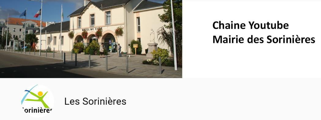 Conseils municipaux - Ville des Sorinières