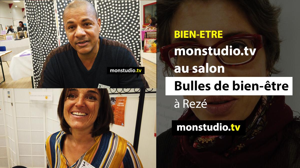 monstudio.tv au salon Bulles de Bien-être
