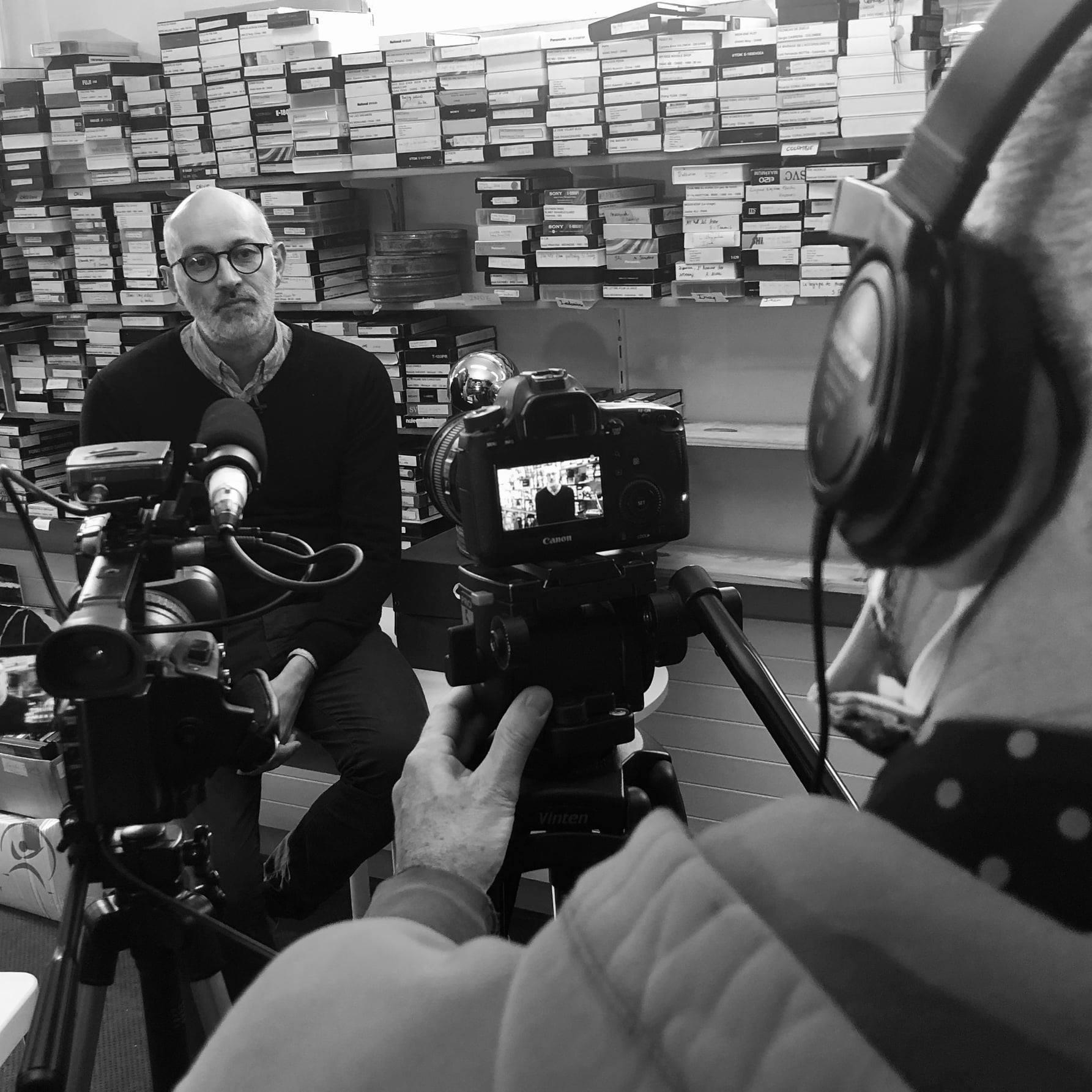 Interview de Jérôme Baron par monstudioTv