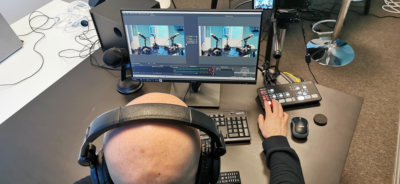 Monstudio.tv : un 3eme studio sur Nantes métropole, en partenariat avec le CNJ