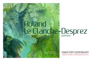Roland Le Clanche-Desprez expose