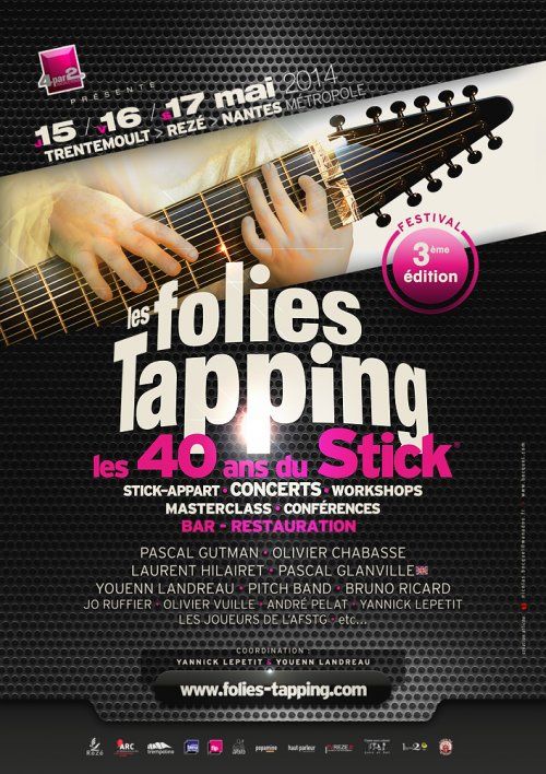 Les folies Tapping reviennent