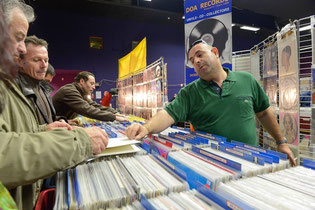 La 9ème édition du Salon international du disque de Nantes