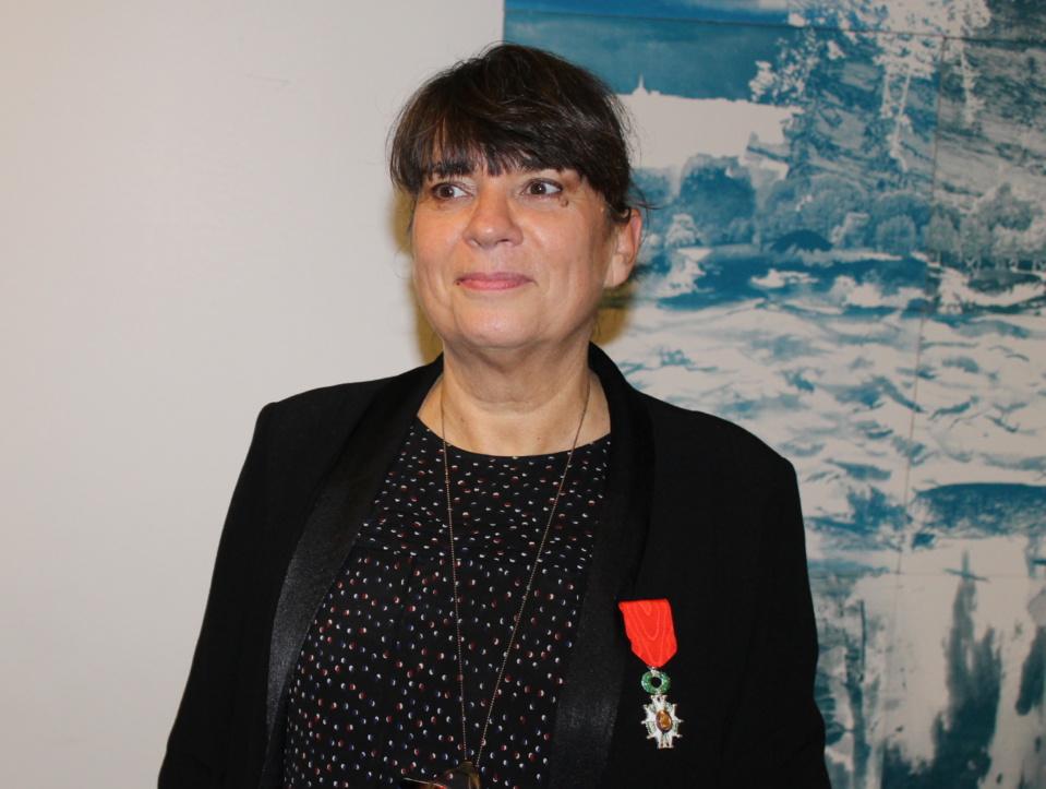 Remise de Légion d'Honneur
