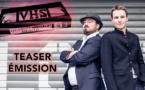 Teaser VHS, la nouvelle émission de TVREZE