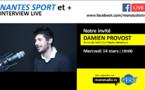Nantes Sport et plus avec Damien PROVOST