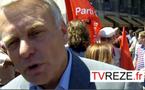 Manifestation à Nantes contre la réforme des retraites