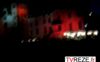 Scènes d'hystérie collective au Château des Ducs à Nantes