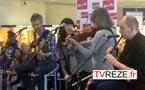 La chanteuse Nolwenn en showcase sur TVREZE