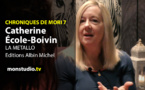 Catherine Ecole-Boivin, invitée des Chroniques de Mori7