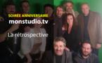 Soirée anniversaire monstudio.tv : la rétro