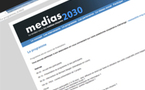 Médias 2030 - point d'étape