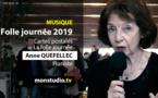 Anne Queffélec sur monstudio.tv