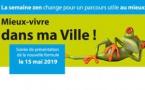 Mieux-vivre dans ma ville : invitation - préparons ensemble la nouvelle formule 2019