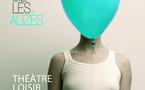 Moumoune reçoit la compagnie de Théâtre Les Alizées