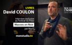 David Coulon au Festival Mauves en Noir